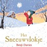 Het sneeuwvloje, prachtig kinderboek Benji Davies