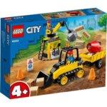 Lego City bull dozer