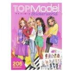 Topmodel stickerboek