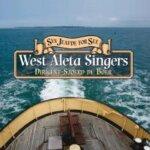 De nieuwe CD van West Aleta singers